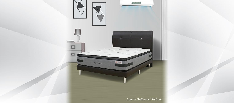 SLEEPNIGHT Supreme Comfy Mattress